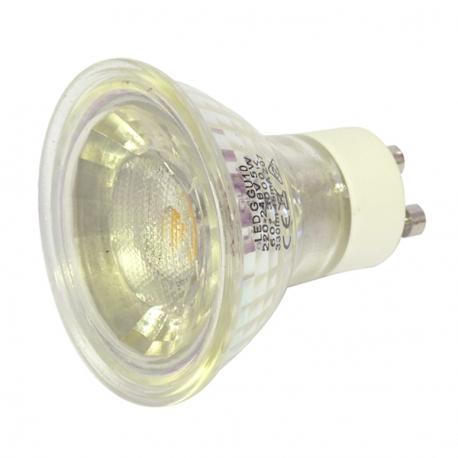Gu10 5w 50 Watt Led Halogen Replacement Warm White Wide Beam