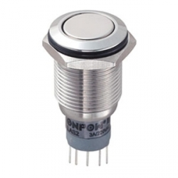 Vandal Proof Switch IP67 Non Latching